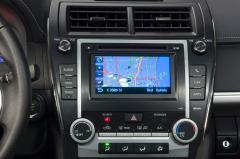 2012 Toyota Camry LE interior