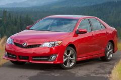 2012 Toyota Camry LE exterior