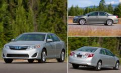 2012 Toyota Camry LE Photo 4