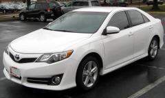 2012 Toyota Camry Photo 1