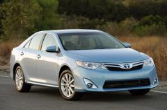 2013 Toyota Camry Photo 1