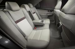 2014 Toyota Camry interior