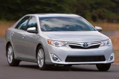 2014 Toyota Camry exterior
