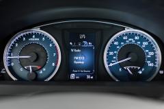 2015 Toyota Camry XSE V6 interior