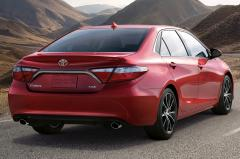 2015 Toyota Camry exterior