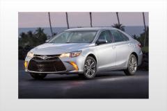 2016 Toyota Camry exterior