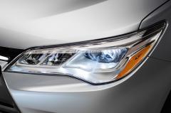2017 Toyota Camry exterior