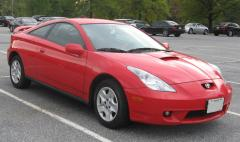 2000 Toyota Celica Photo 1