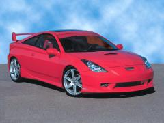 2001 Toyota Celica Photo 1