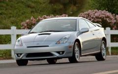 2003 Toyota Celica Photo 1