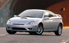 2005 Toyota Celica Photo 1
