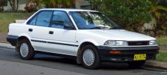 1990 Toyota Corolla Photo 3