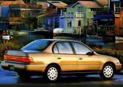 1992 Toyota Corolla Photo 3