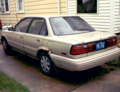 1992 Toyota Corolla Photo 5