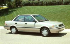 1992 Toyota Corolla exterior