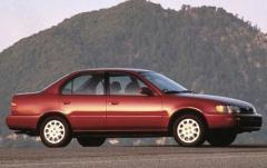 1993 Toyota Corolla exterior