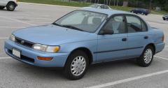 1993 Toyota Corolla Photo 3