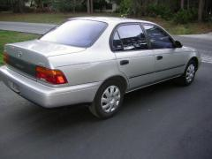 1993 Toyota Corolla Photo 5
