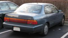 1993 Toyota Corolla Photo 6