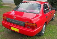 1994 Toyota Corolla Photo 4