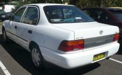 1994 Toyota Corolla Photo 5