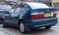1994 Toyota Corolla Photo 6