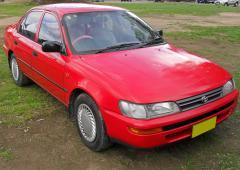 1994 Toyota Corolla Photo 8