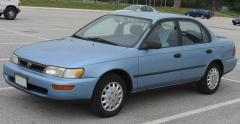 1995 Toyota Corolla Photo 5