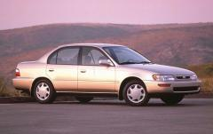 1996 Toyota Corolla exterior