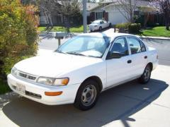 1997 Toyota Corolla Photo 1
