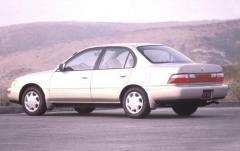 1997 Toyota Corolla exterior