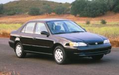 1998 Toyota Corolla exterior