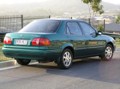 1999 Toyota Corolla Photo 2