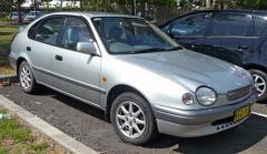 1999 Toyota Corolla Photo 3
