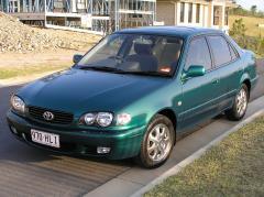 1999 Toyota Corolla Photo 4