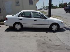1999 Toyota Corolla Photo 7