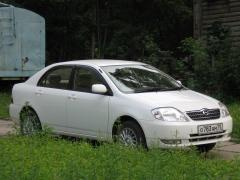 2000 Toyota Corolla Photo 1