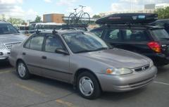 2000 Toyota Corolla Photo 4