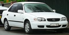 2000 Toyota Corolla Photo 5
