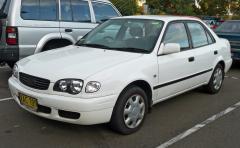 2000 Toyota Corolla Photo 6