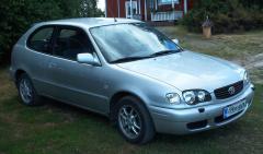 2001 Toyota Corolla Photo 2