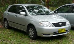 2002 Toyota Corolla Photo 4