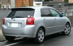 2002 Toyota Corolla Photo 5
