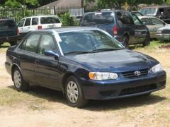 2002 Toyota Corolla Photo 6