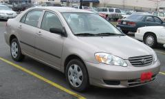 2003 Toyota Corolla Photo 2