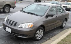 2003 Toyota Corolla Photo 3