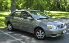 2003 Toyota Corolla Photo 4