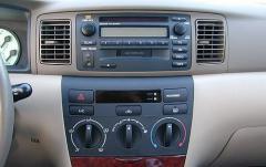 2003 Toyota Corolla exterior