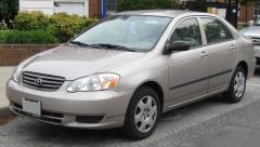 2004 Toyota Corolla Photo 2