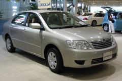 2004 Toyota Corolla Photo 3